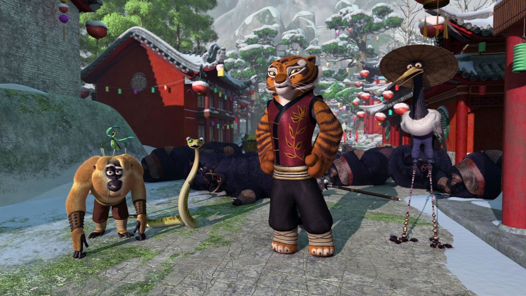 Kung Fu Panda Holiday 2010 Watch Full Movie for Free Online HD
